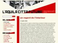 Blog L'Aquila Città Futura