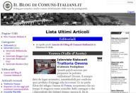 Blog Comuni-Italiani.it