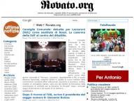 Blog Rovato.org