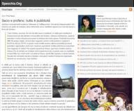 Blog Specchia.org