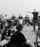 Saliceto - Lezione di Teatro