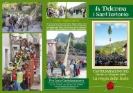 A 'Ndenna i Sant'Antonio - Locandina