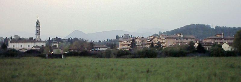 Curno - Panorama
