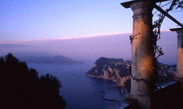 Risultati immagini per villa san michele anacapri naples italy