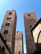 Centro storico di Albenga - Torri