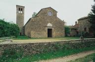 Anghiari - Badia di San Bartolomeo
