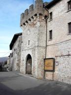 Fossato di Vico - Torre e Palazzo Comunale