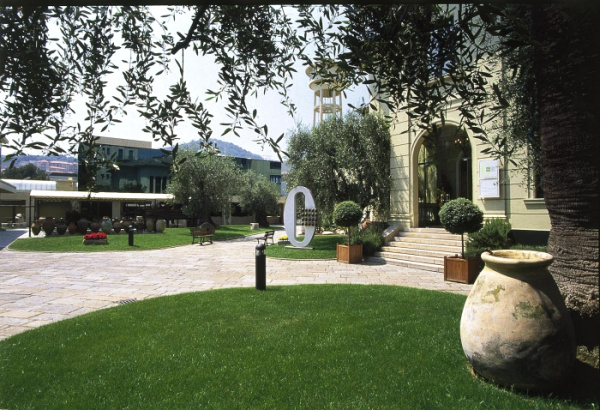 Blog provincia di imperia - Ingresso giardino ...