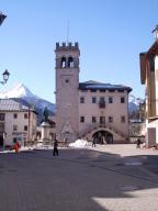 Pieve di Cadore - Piazza Tiziano