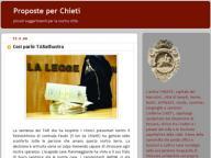 Blog Proposte per Chieti