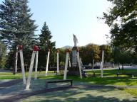 Calizzano - Monumento ai Caduti