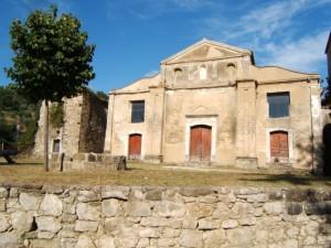 Roscigno Vecchia - Chiesa di San Nicola