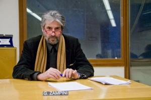"""Giancarlo Zampini, giornalista del quotidiano """"La Nazione"""""""