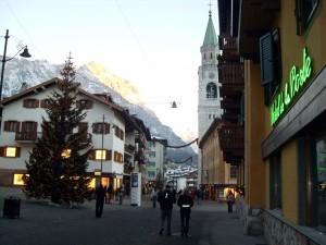 Cortina d'Ampezzo - Corso Italia