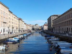 Trieste - Canal Grande