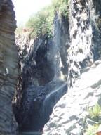 Cascata Gole dell'Alcantara