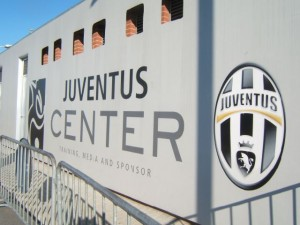 Juventus Center - Ingresso
