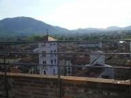 Lucca vista dalla Torre delle Ore