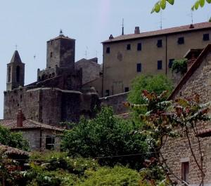 Mura di Castiglione della Pescaia