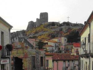 Uno scorcio di Rocca San Felice (AV)