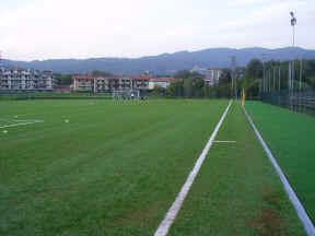 Campo sintetico - www.polmarginecoperta.it