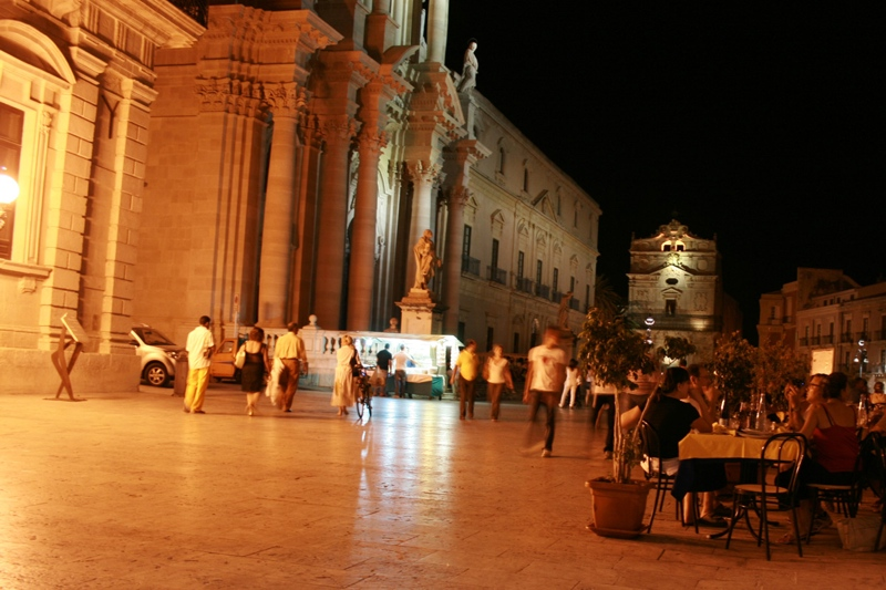 Blog siracusa un brindisi con aretusa for Hotel siracusa centro storico