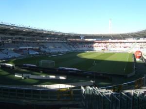 Stadio Olimpico - Interno