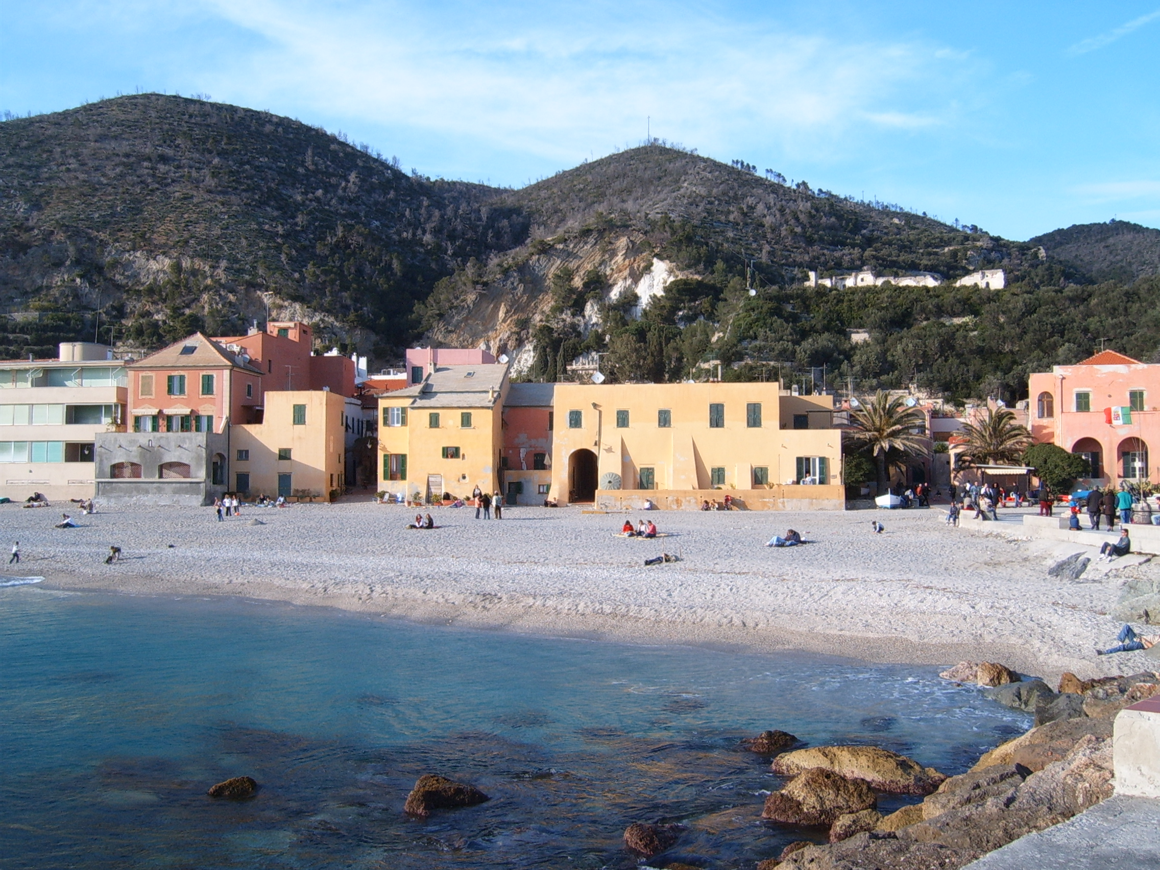 Blog Finale Ligure Ecco Il Presepe Della Liguria