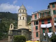 Il campanile di Santa Margherita di Antiochia