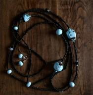 Uno dei gioielli creati da Francesca