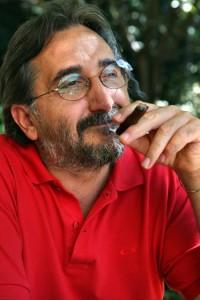 Michele Marziani fotografato per noi da Marco Salzotto