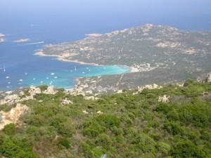 La vista da Monte Moro