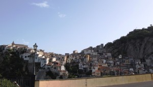 Motta Camastra - panorama