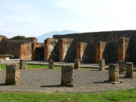 Gli scavi archeologici di Pompei