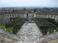 Veduta del Borgo di san Leucio