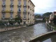 Ponte sul fiume Sarno