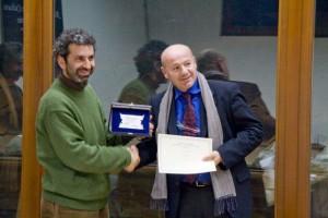 """Concorso letterario """"Versi & Prosa"""" - Premiazione di Marco Bottoni"""