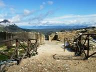 panorama valle Segesta