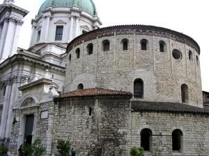 Duomo vecchio e cupole del nuovo