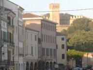 Scorcio del Castello dei Carraresi