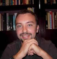 Lo scrittore Simone Zanin