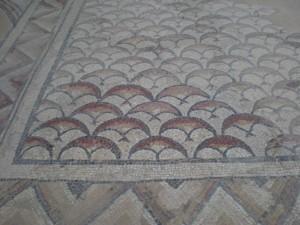 Dettaglio mosaico di San Cromazio