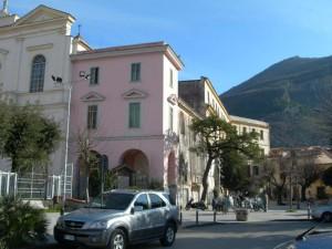 Piazza della Basilica di Materdomini