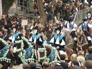Scene di Sartiglia