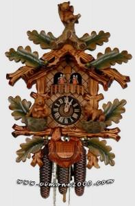 Orologio a cucù al quarzo