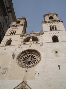 Facciata principale della Cattedrale