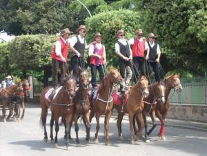 La festa dei cavalli
