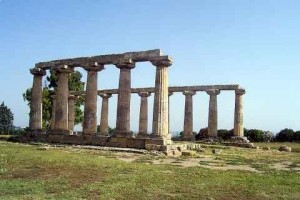 Tempio a Metaponto