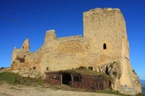 Ruderi del vecchio castello