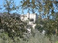 Veduta del Castello Massimo